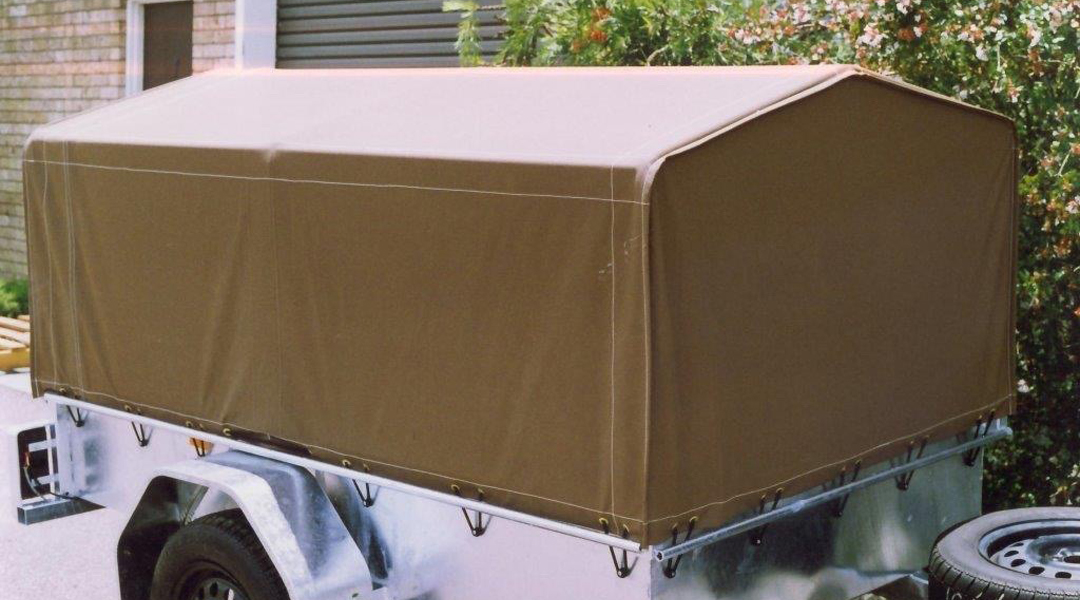 Ute Amp Trailer Canopy Charlestown Canvas Man
